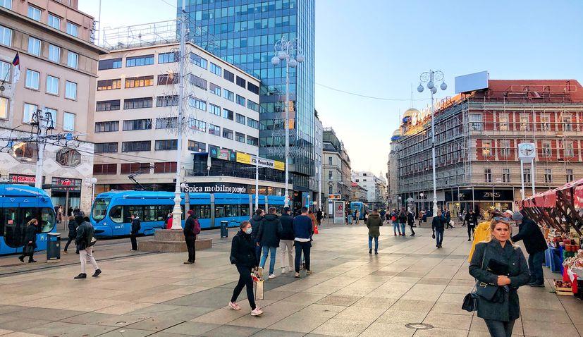 Zagreb croatia population