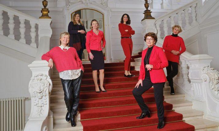 Red Dress Day to raise awareness of women's health in Croatia