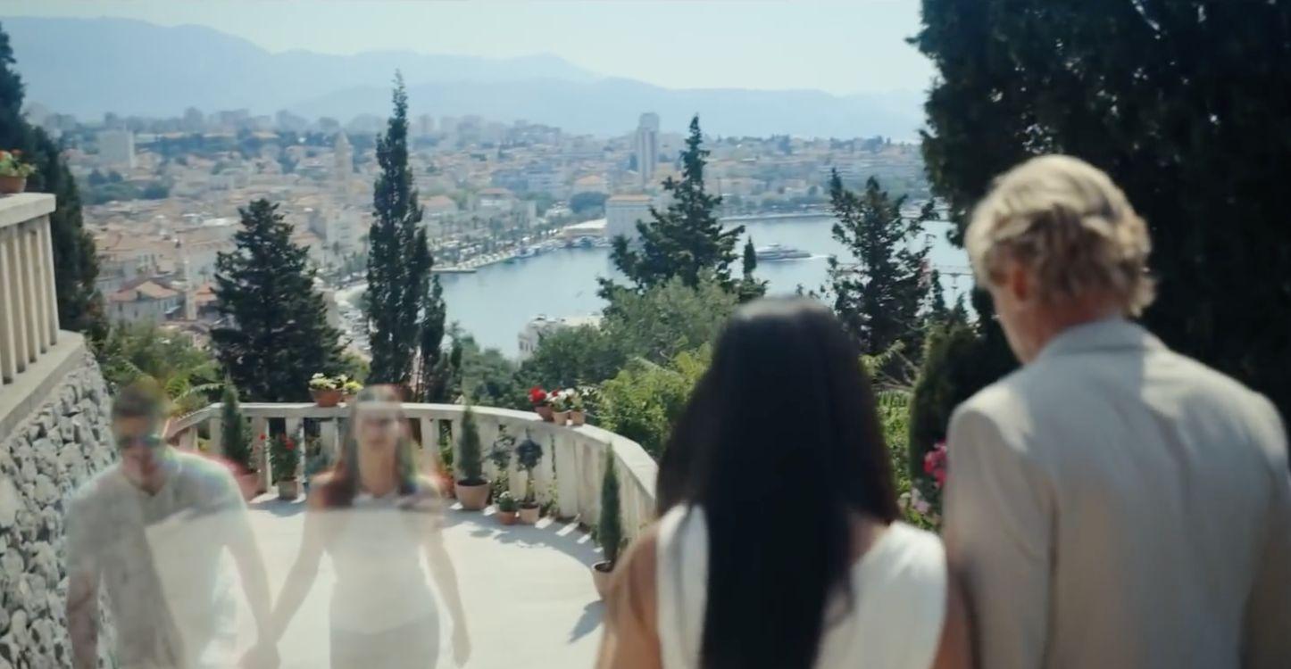Filmed in Croatia: Trailer for Owen Wilson and Salma Hayek's film Bliss released