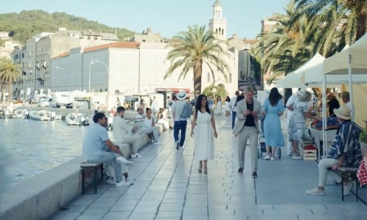 Filmed in Croatia: Owen Wilson and Salma Hayek's film Bliss trailer released