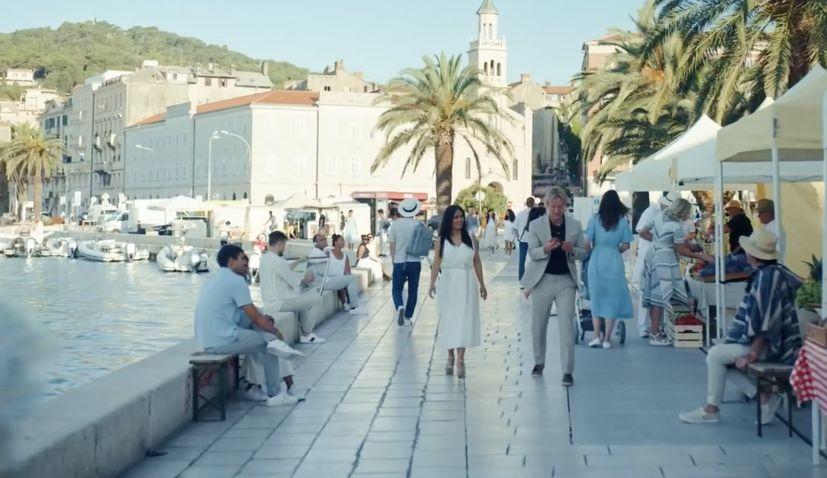 Filmed in Croatia: Owen Wilson and Salma Hayek's film Bliss trailer released