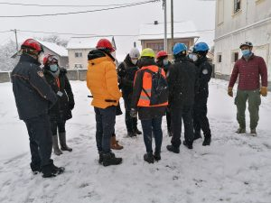 Croatian culture minister thanks Italian blue helmets of culture