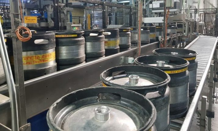 Croatian companies providing Ethiopian breweries with keg tracking software