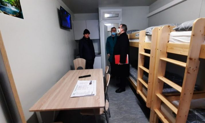 Caritas Croatia to provide quake victims with 100 housing modules