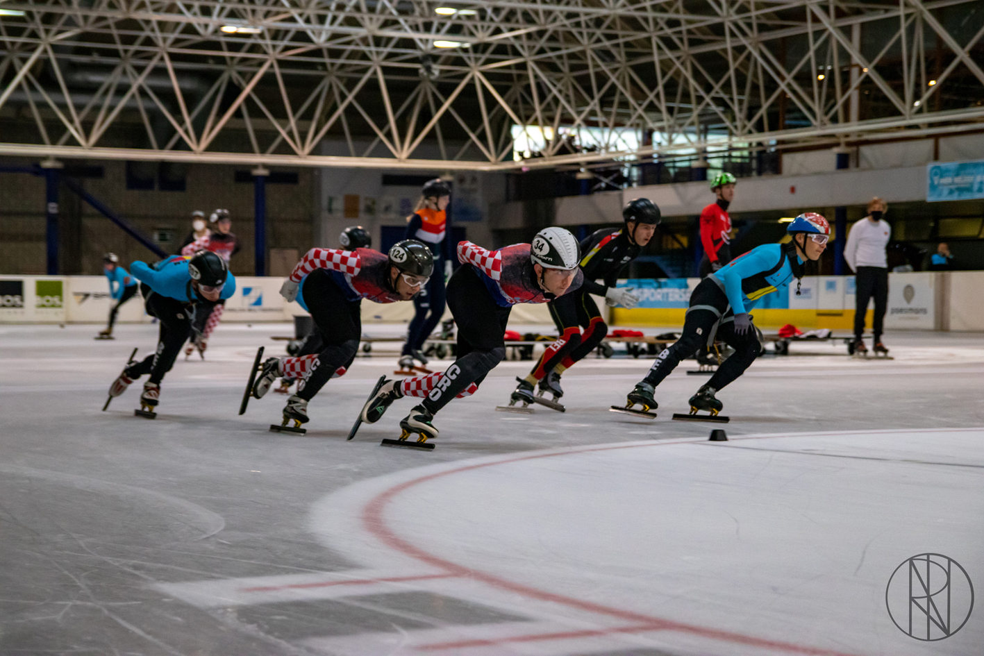 Croatian speed skating team ready for the European Championships