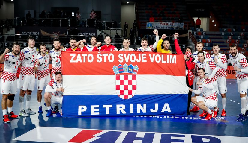 2021 World Men's Handball Championship: Croatia thrash Bahrain
