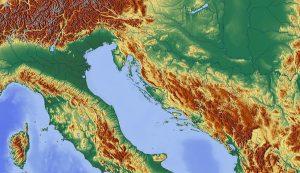 croatia earthquakes faults