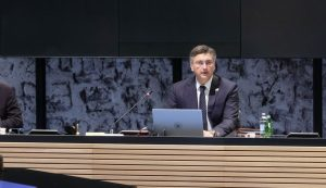 Plenković presents National Development Strategy to parliament