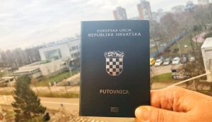 Passport Power Ranking 2021: Croatia 18th