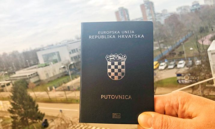 Passport Power Global Ranking 2021: Croatian 18th place