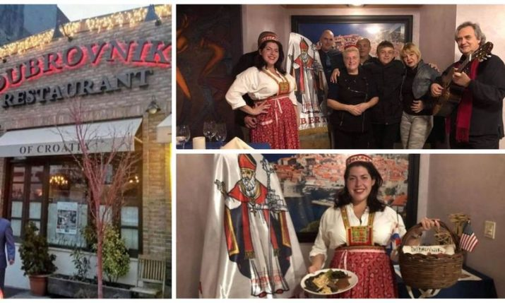 Dubrovnikers in New York celebrate ahead of city's special day