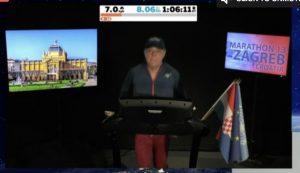 eddie izzard zagreb run marathon