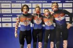 Croatian speed skaters reach semifinals at EURO 2021, new record set