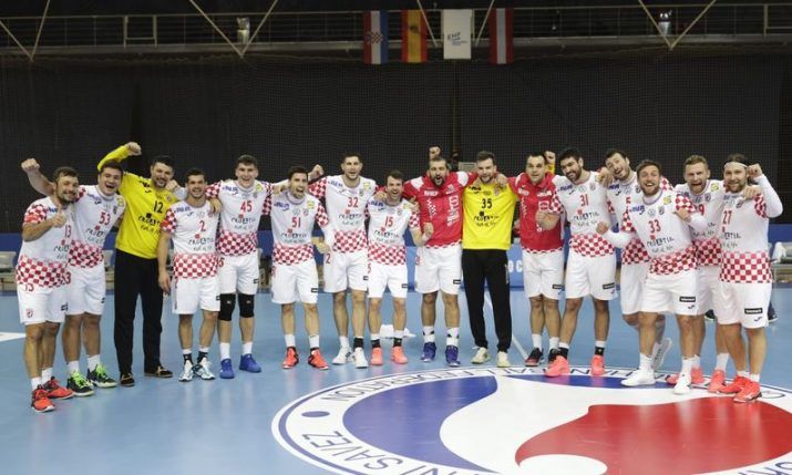World Men's Handball Championship: Croatia name squad, first match Friday