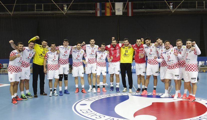 World Men's Handball Championship: Croatia name squad, first match Friday