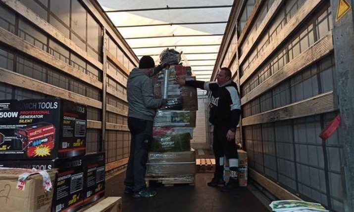 Croats in Ireland send humanitarian aid to earthquake victims in Croatia