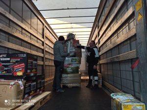 croats in ireland earthquake aid