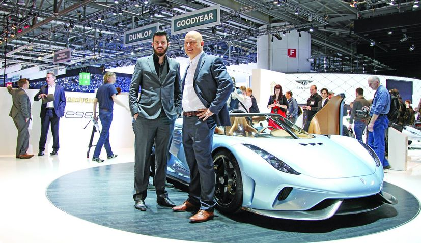 European Battery Innovation: Croatia's Rimac recipient of support