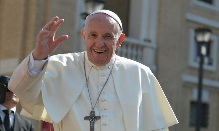 Pope donates €100,000 to earthquake victims in Croatia