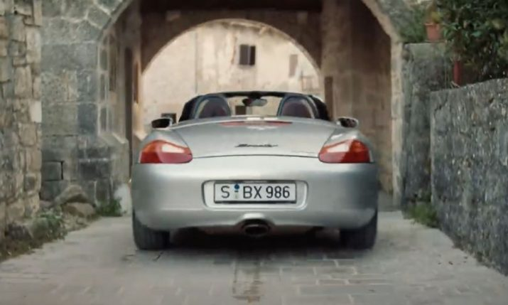 VIDEO: Porsche film Boxster 25 Edition promo in Croatia