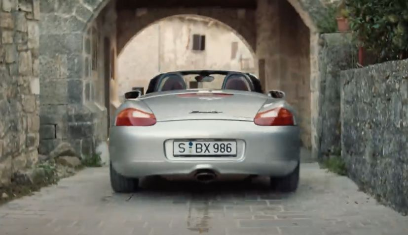 VIDEO: Porsche film Boxster 25 Edition promo in Croatia