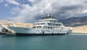 Support for islands of Lošinj and Rab to be connected by ferry