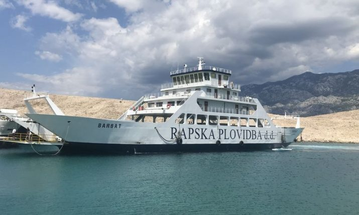 Islands of Lošinj and Rab set to be finally connected by ferry