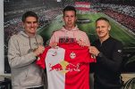 Talented 16-year-old Croatian Rocco Žiković signs for Red Bull Salzburg