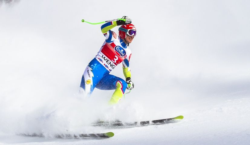 Croatia's Filip Zubcic came fifth on Wednesday in the Audi FIS Ski World Cup Men's Slalom on Mount Sljeme overlooking Zagreb,