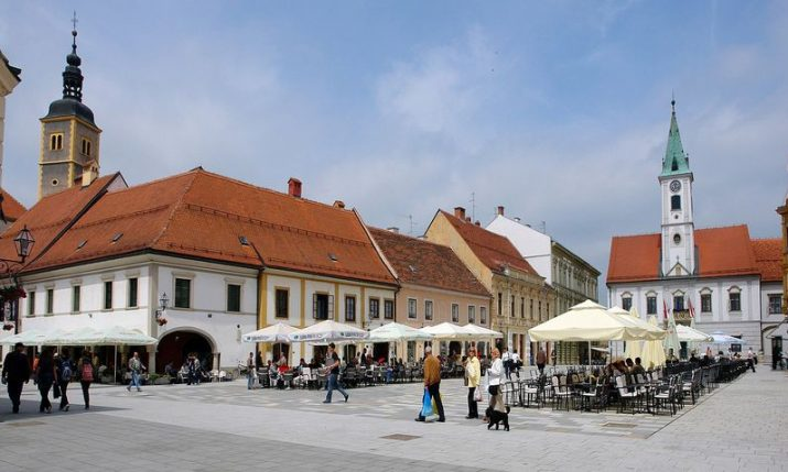 Varaždin's Old Town nominated for European Heritage Label