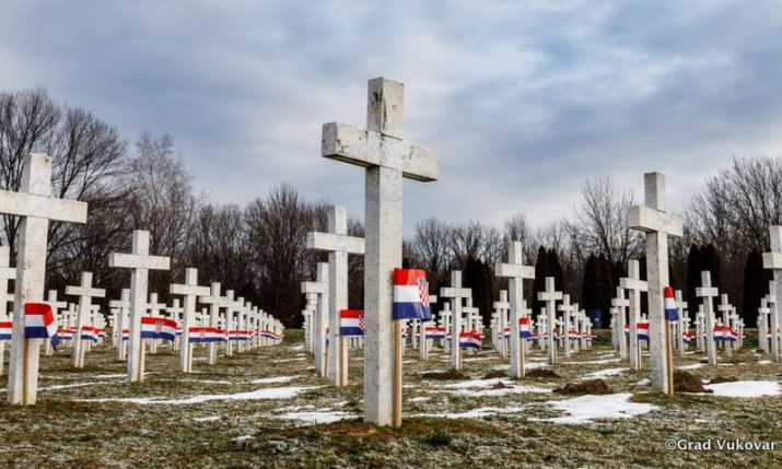 Vukovar marks anniversary of peaceful reintegration of Danube region