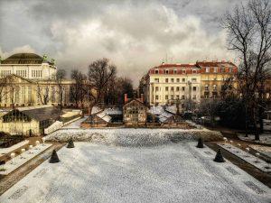 Zagreb Botanical Garden hoping to preserve unique 130-year-old glasshouse