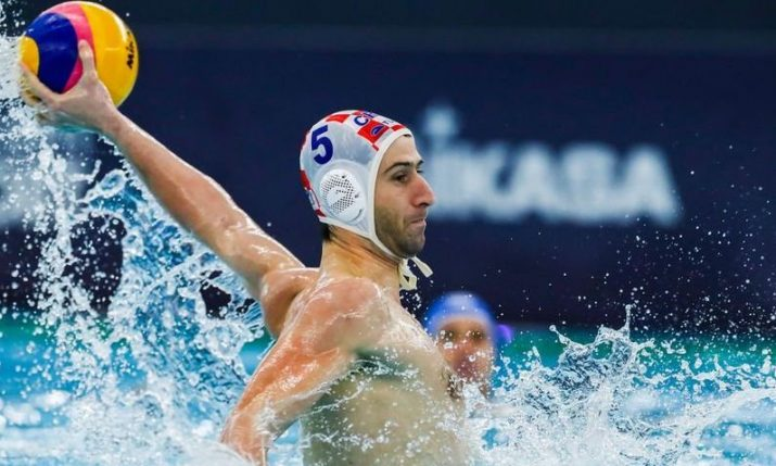 Water Polo Olympic Qualifiers: Croatia go down to Russia