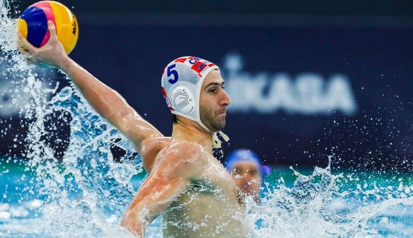 Water polo: Croatia miss first chance to secure Olympics spot
