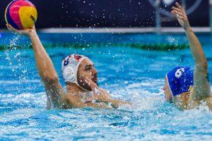 Croatia water polo record victory against Romania