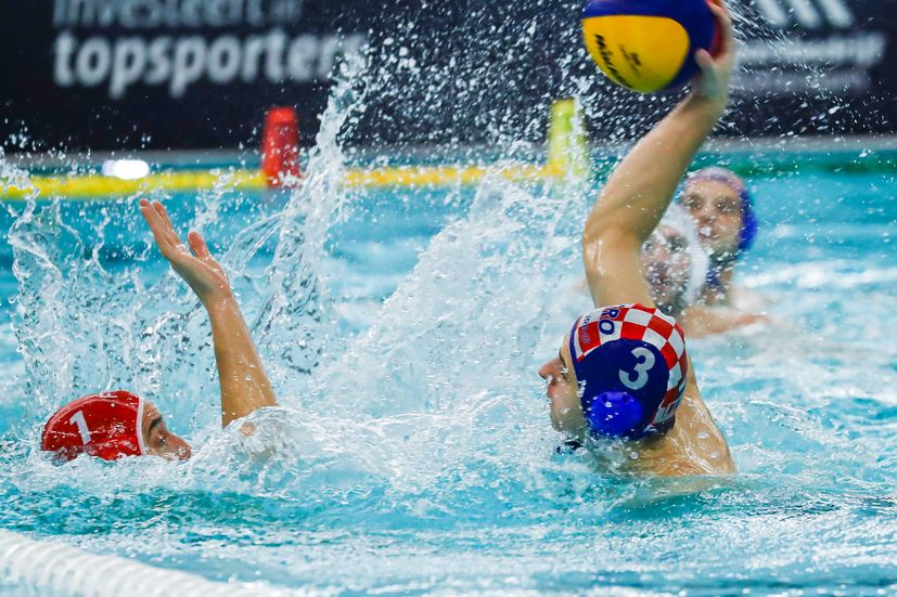 Water Polo Olympic Qualifiers: Croatia beats France to remain unbeaten