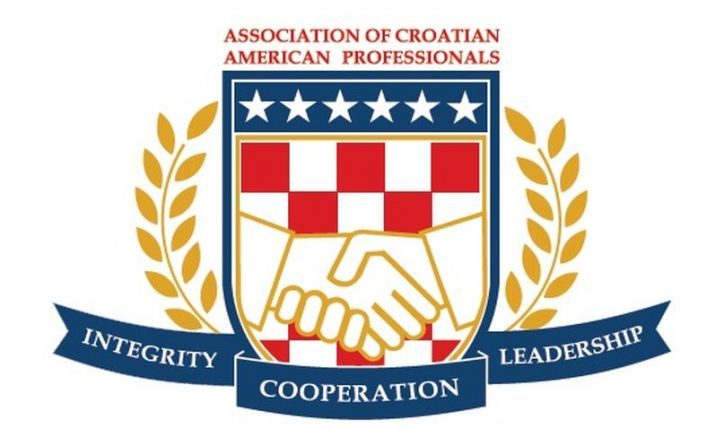 Association of Croatian American Professionals installs new Board of Directors
