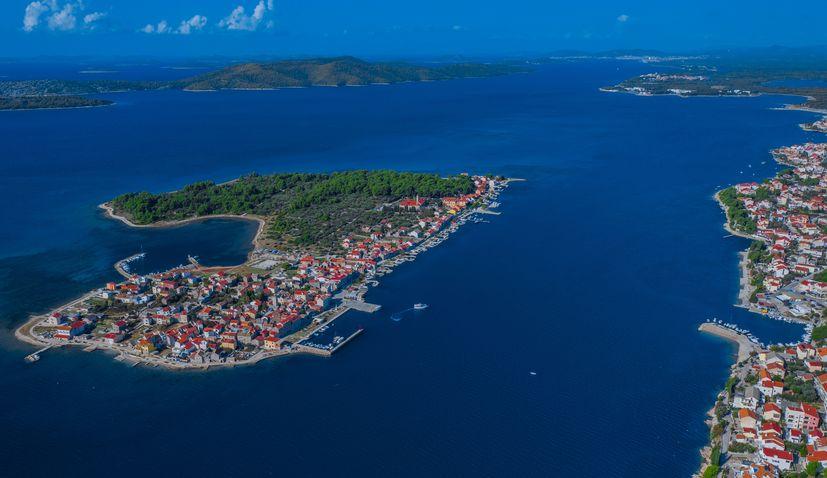 Croatian islands regsiter