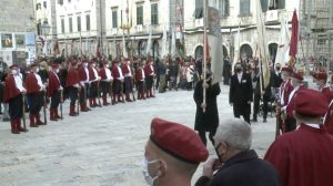 For the 1,049th year in a row, the feast of Saint Blaise,thepatron saint of Dubrovnik