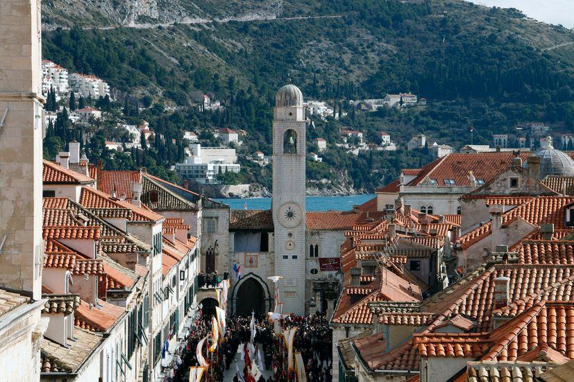 Dubrovnik property prices croatia