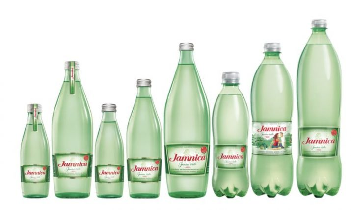 Croatia's Jamnica water to be exported to Ukraine