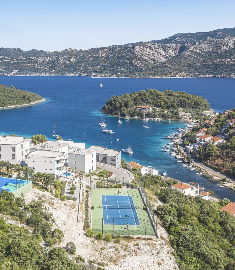 Croatia on top 9 tennis courts you must play on before you die list