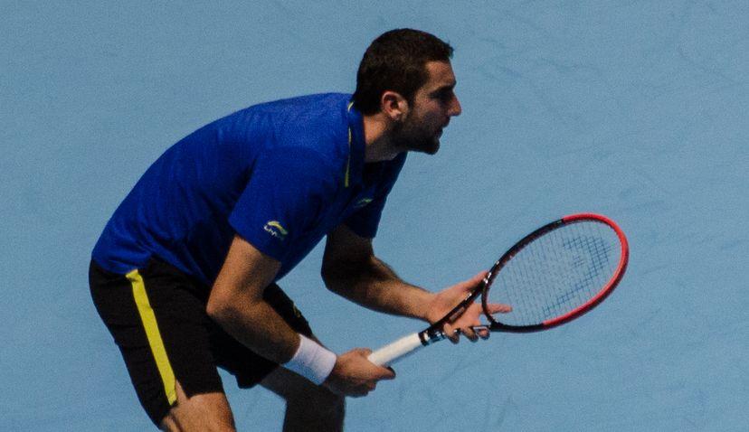 Australian Open Marin Cilic croatia