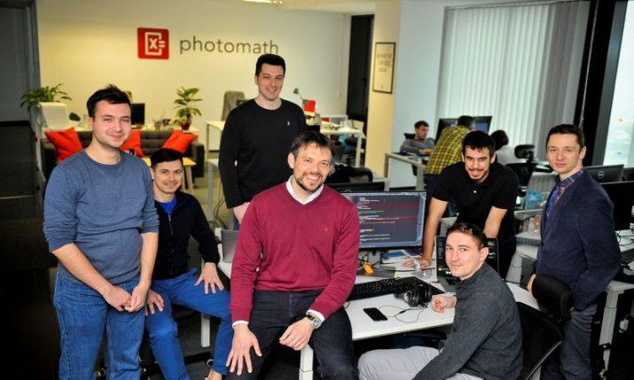Marko Velić joins Photomath from Facebook