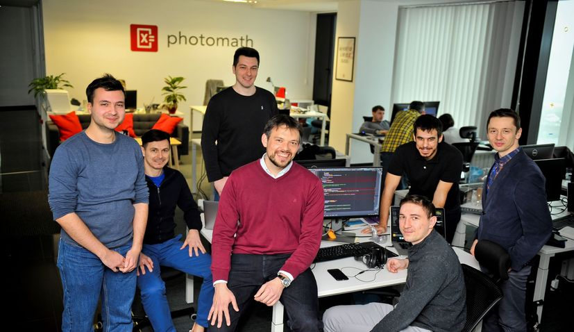 Marko Velić joins Photomath from Facebook