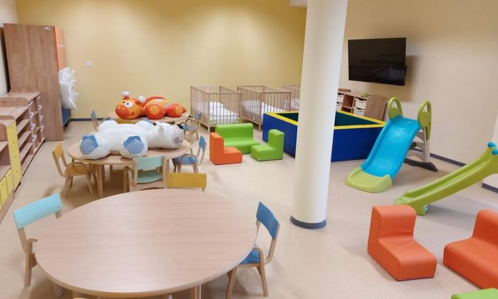 New 5.2 million kuna kindergarten opened in Vođinci in Vukovar-Srijem County