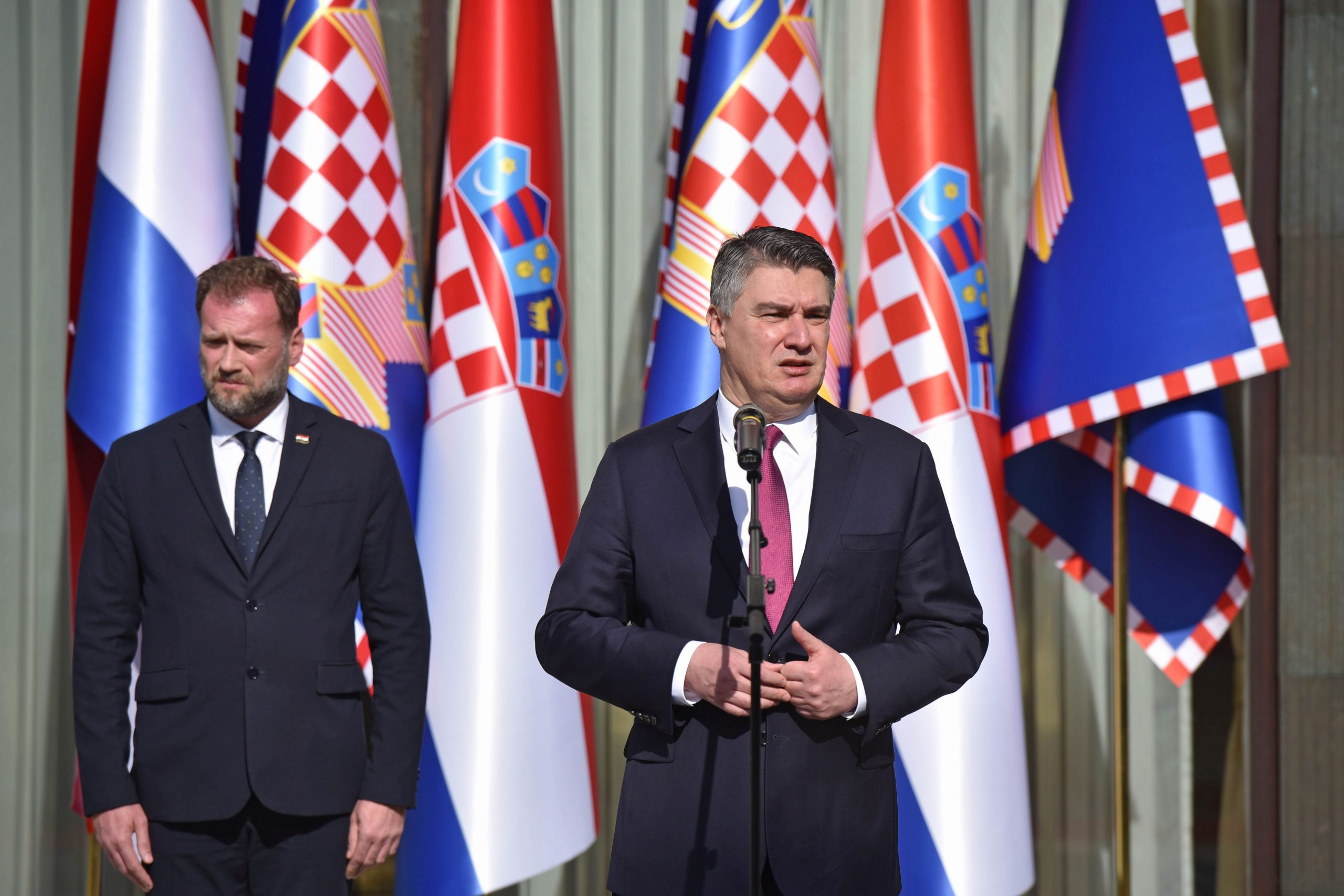 27th anniversary of Croatia's Honorary Protection Battalion marked