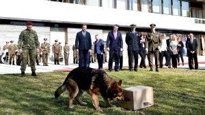 27th anniversary of Croatia's Honorary Protection Battalion marked