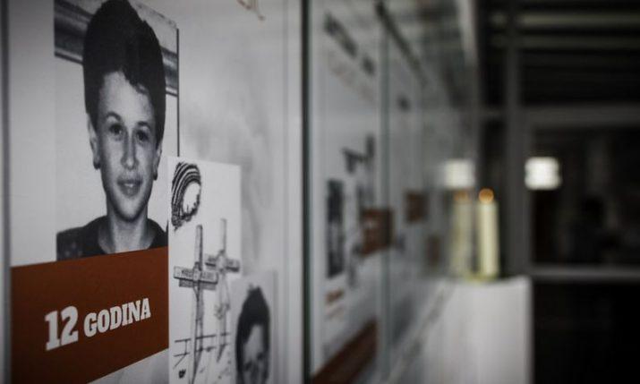 Permanent exhibition about children killed in Croatian War of Independence opens in Vukovar