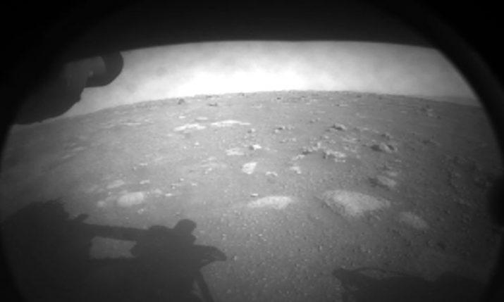 Jezero residents applaud NASA rover landing at Jezero Crater on Mars